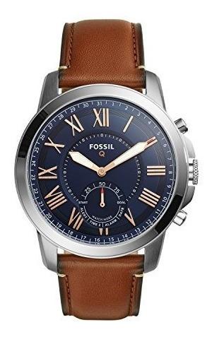 fósil ftw1122 q subvención gen 2 reloj inteligente híbrid