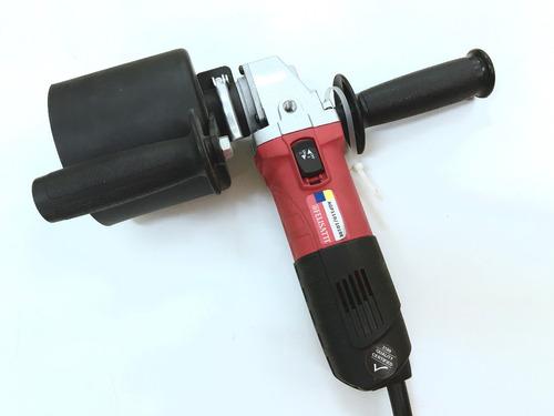 fosqueadeira lixadeira eletrica incluindo roda abrasiva fino