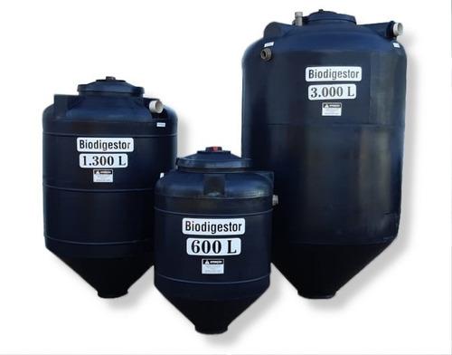 fossa biodigestor 1300 litros 10 pessoas residencial