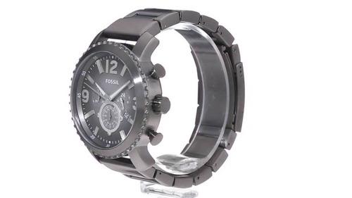 fossil bq1651 reloj elegante para caballero, carátula 50mm