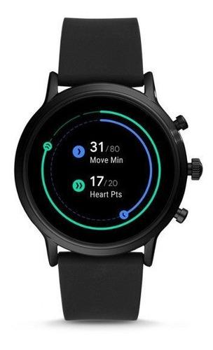 fossil carlyle ftw4025 gen 5 smartwatch reloj hombre 44mm