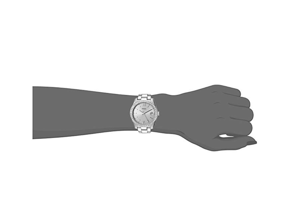 2fc0b1d2d61d Fossil Es4317 Reloj Análogo Para Mujer