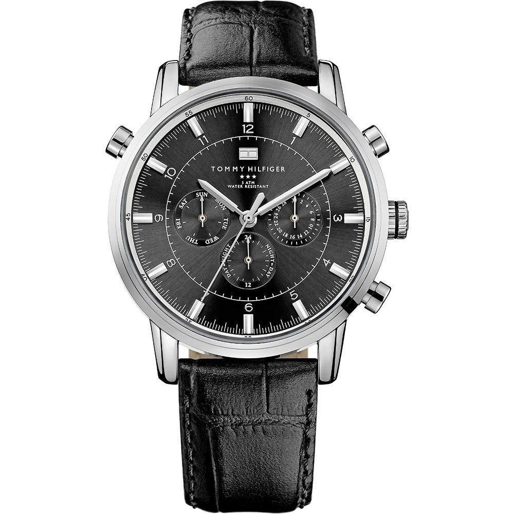 1bb6b7b91bd3 Fossil - Reloj Correa Negra Para Hombre