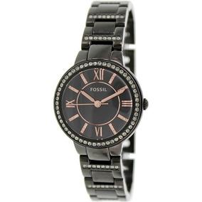 29eae3cf62b5 Reloj Fossil Negro Elegante - Relojes en Mercado Libre Venezuela