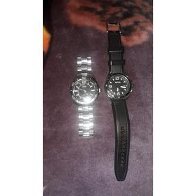 2b921489eb9e Vendo O Cambio Hermoso Reloj Guess Por Fossil .diesel.o Play ...