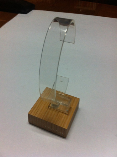 fossil stand original como nuevo caja estuche reloj