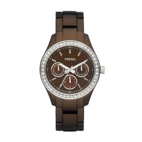 e45772cfd222 Reloj Fossil De Dama Transparente - Relojes Clásicos en Mercado Libre Chile