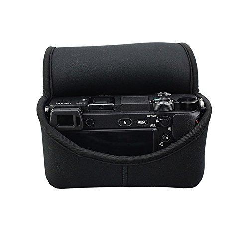 fotasy oc-s2bk negro bolsa para cámara sin espejo para sony