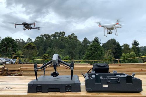 foto aerea y video aereo con drone cali