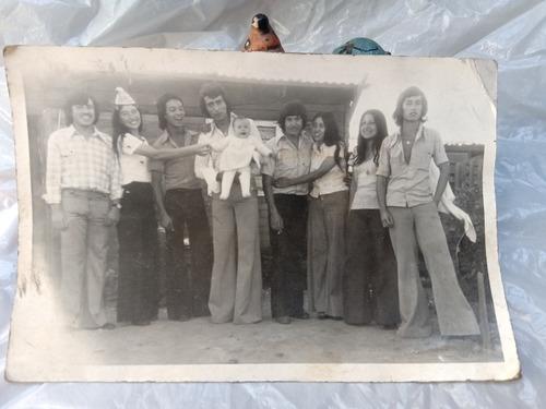 foto antigua. postal y otros