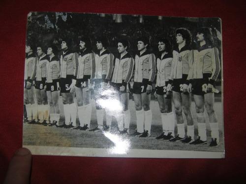 foto de argentina campeon mundial 1978 agencia efe
