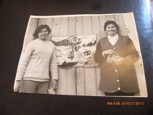 foto de bordados en lona de ninhue (28f