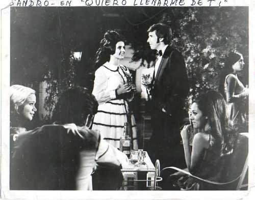 foto de la película quiero llenarme de di con sandro 1969