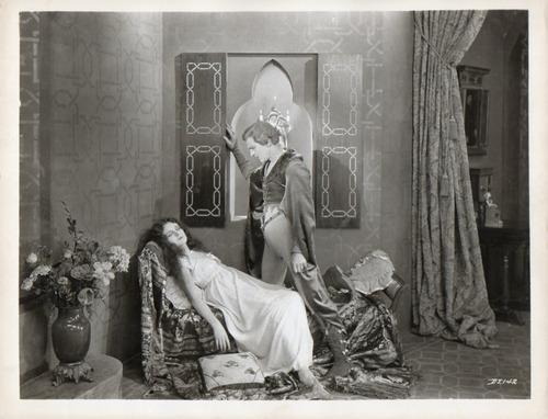 foto don juan john barrymore jane winton alan crosland 1926