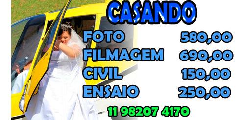 foto e filmagem  1369,00