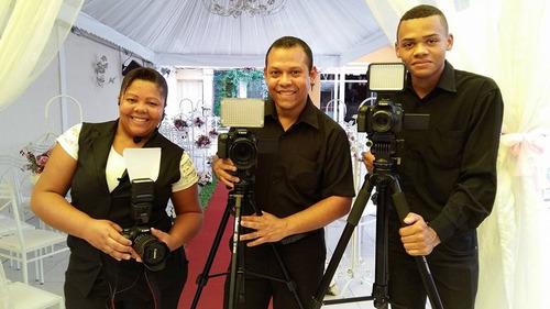 foto e filmagem: casamento, debutante, aniversários,bodas.