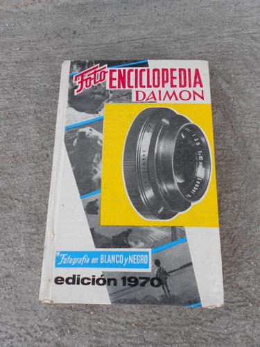 foto enciclopedia daimon 1970