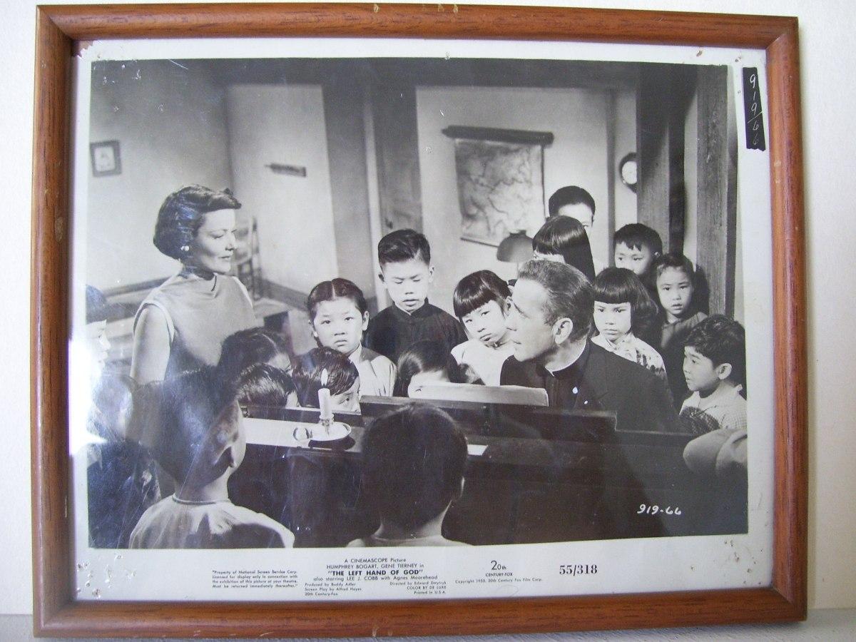 Foto Humphrey Bogart Cine Pelicula Enmarcada Envio Gratis - $ 30.000 ...