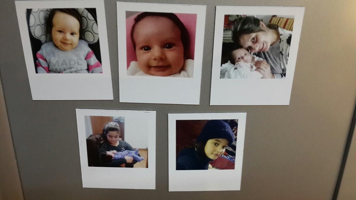 Foto Imanes Polaroid 6x5 Souvenirs Personalizados - $ 10,00 en ...