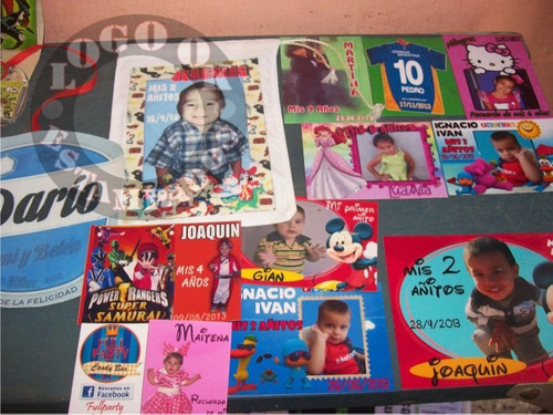 foto imanes souvenir personalizados rosario - entrega 24hs