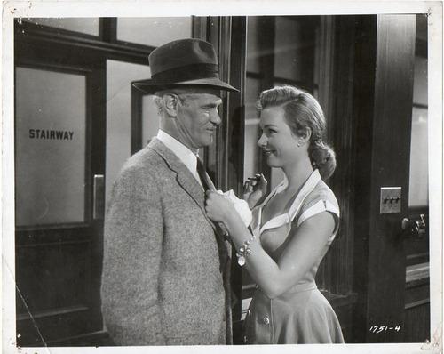 foto johnny dark piper laurie paul kelly george sherman 1954