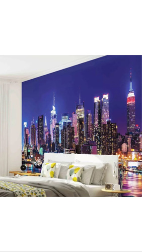 foto mural 4mts new york