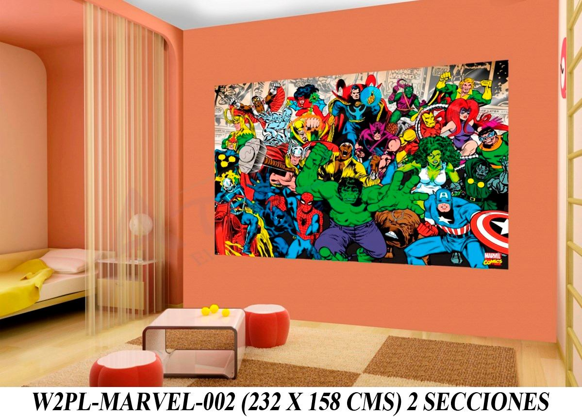 Foto murales decorativos infantiles importados hd 990 for Murales decorativos