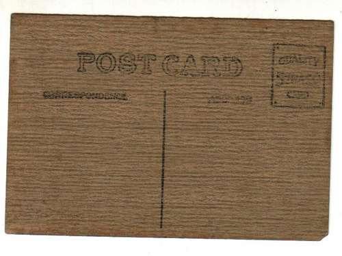 foto negativo señoras - foto postal antigua