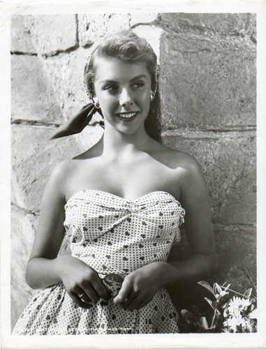 foto original de la actríz alemana betsy von furstenberg