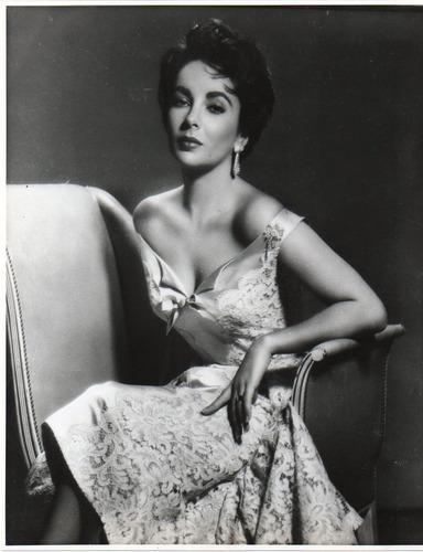 foto original de la actriz britanica elizabeth taylor 01