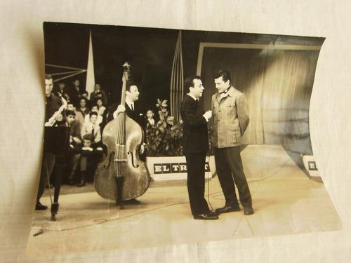 foto original nicolas pipo mancera programa television tv