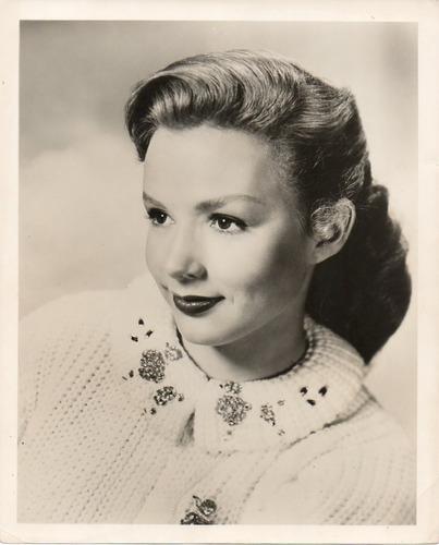 foto original piper laurie johnny dark george sherman 1954