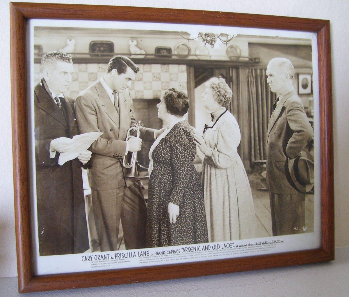 Foto Pelicula Cine Cary Grant Enmarcada Envio Gratis - $ 28.000 en ...