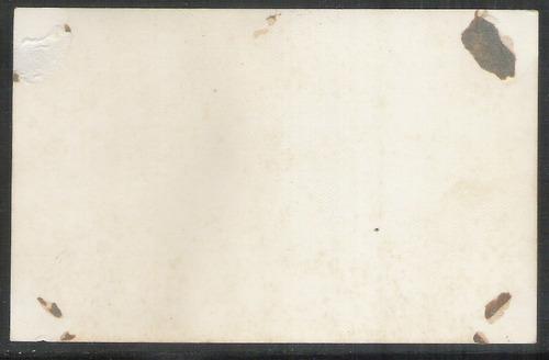 foto postal antiga rio de janeiro - praça paris. 105