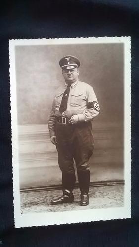 foto postal antigua alemania nazi