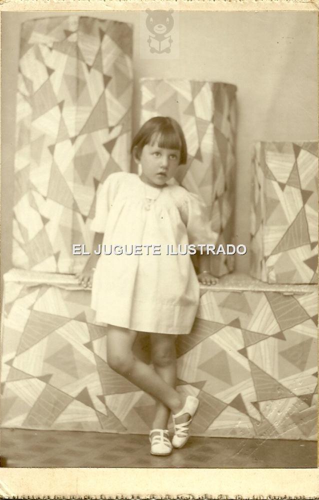 moda infantil 1940