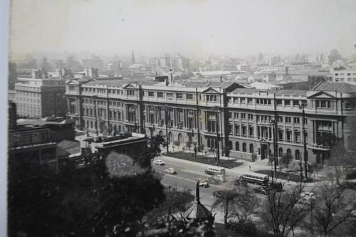 foto postal santiago chile universidad catolica