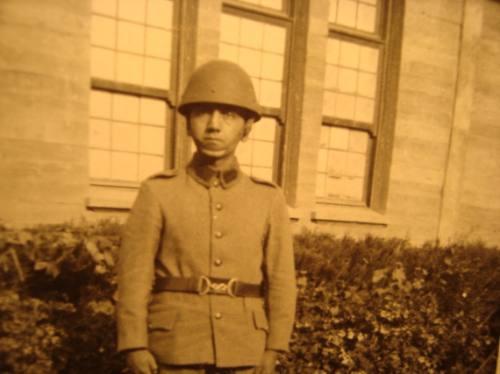 foto soldado ejercito de chile años 50