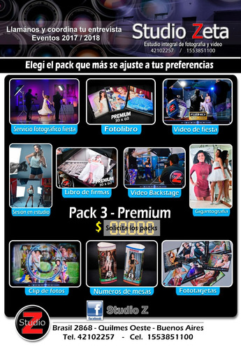 foto & video / packs.promos