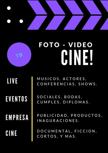 foto video producciones audiovisuales filmacion fotovideo