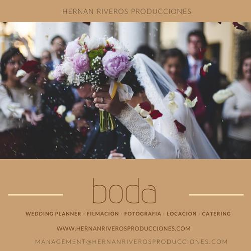 foto y video hd, bodas, civil, wedding planner
