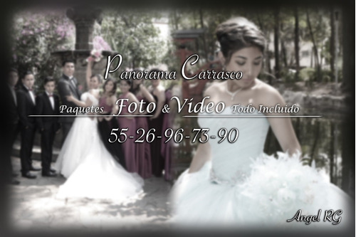foto y video para eventos sociales
