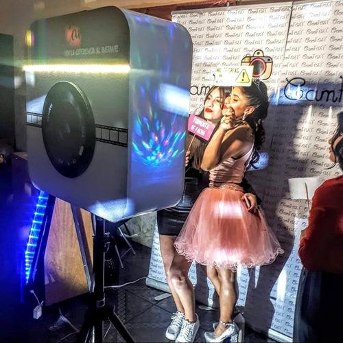 fotocabina cabina fotográfica cabina de fotos eventos selfie