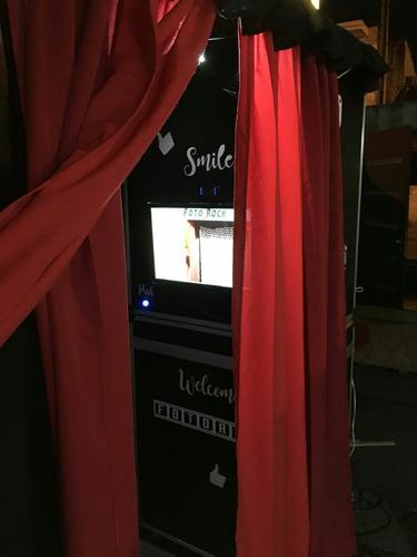 fotocabina cabina fotografica casamiento 15 años souvenir