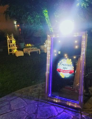 fotocabina espejo mágico
