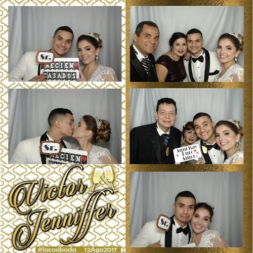 fotocabina funnybooth alquiler caracas resto del pais bodas
