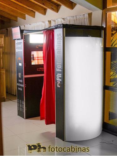 fotocabina mendoza única con impresora termal 15 años, bodas
