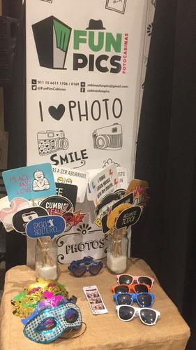 fotocabinas cabina de fotos selfies totem alquiler