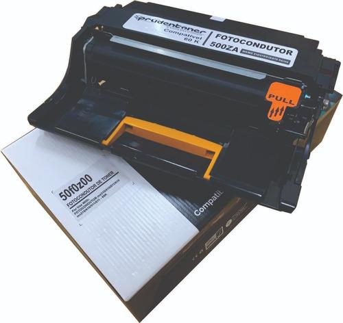 fotocondutor compatível 50f0z00 mx511 mx410 mx611 mx310 500z