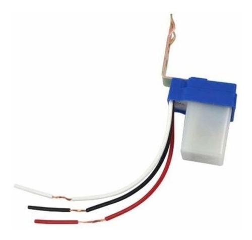 fotocontrol fotocelula 2300w 10a para todas las lamparas